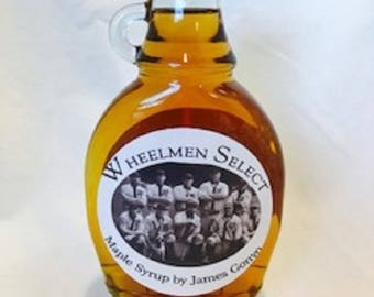 Wheelmen Select Maple Syrup