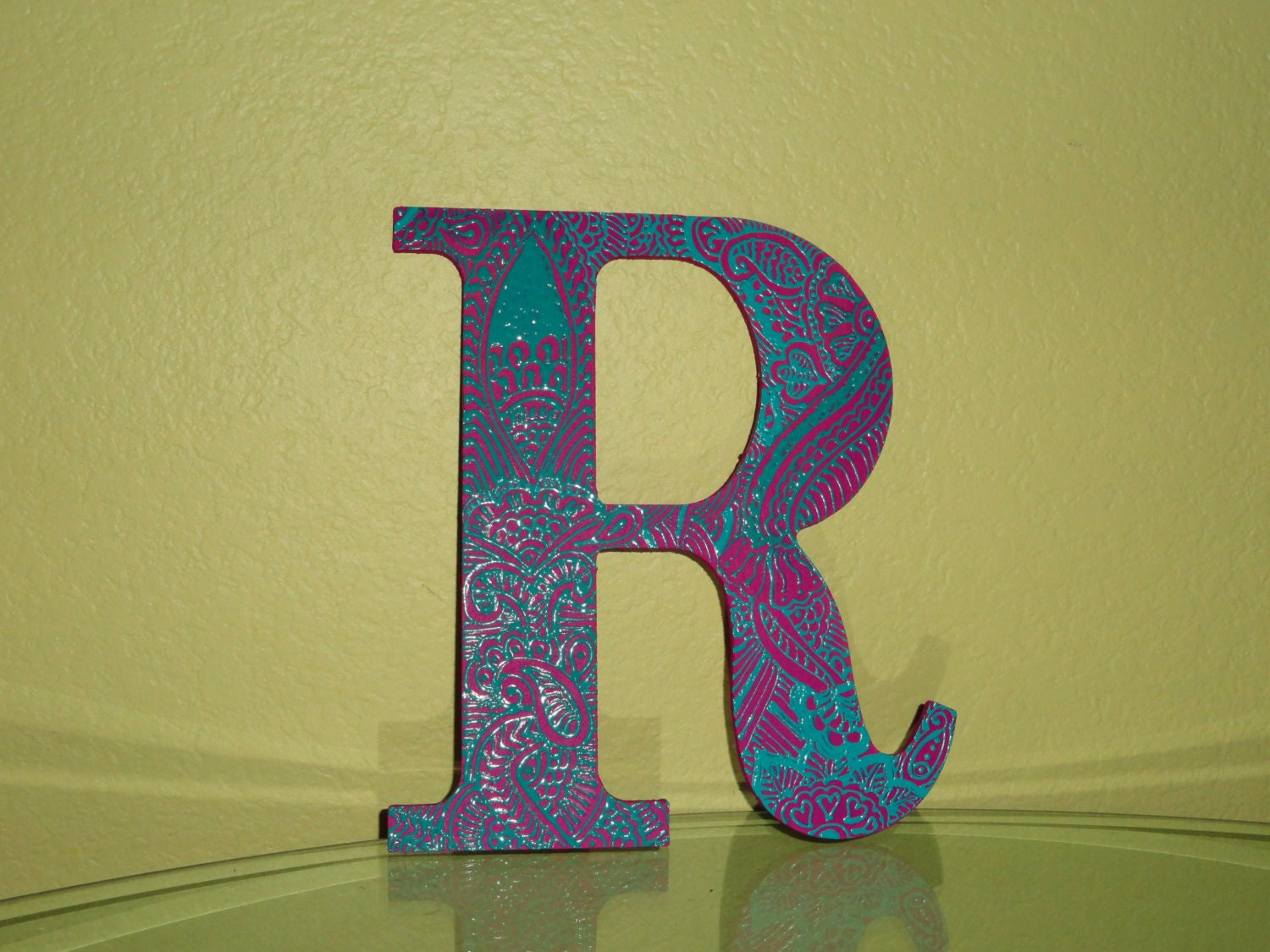Attractive Decorative Wall Letter Photo - The Wall Art Decorations ...