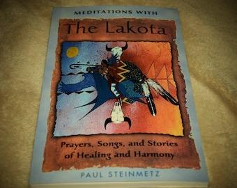 Meditations with the Lakota book