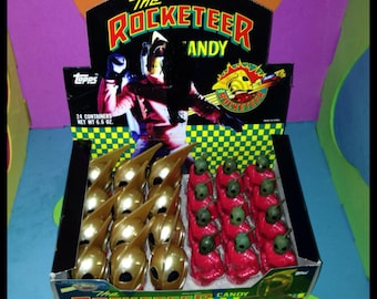 The Rocketeer Candies