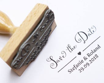 Save-the-Date Stempel