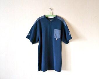 Balón NIKE de baloncesto t-shirt / camiseta entrenamiento para THOMAS / Michael Jordan Logo tamaño L