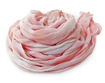 Blush scarf, pink wedding scarf, pink skinny scarf, maid of honor gift, bridesmaid gift, best friend gift, mother in law gift, trending now