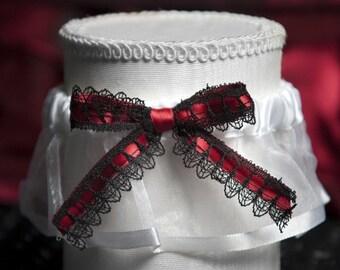 Gothic Romance Wedding Garter - 500315
