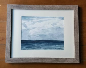 Frame Your Artwork! (FRAME/MAT ONLY, artwork must be purchased separately)