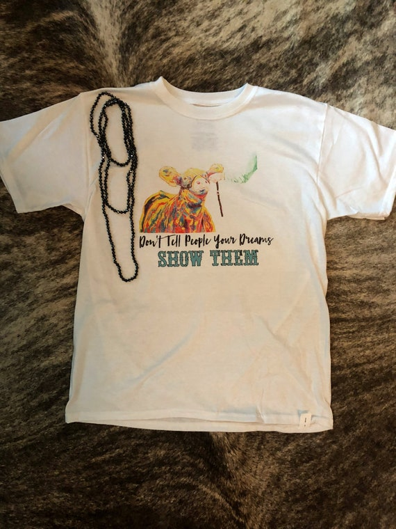Show Them Steer Graphic Tee i8UJQ0PA54