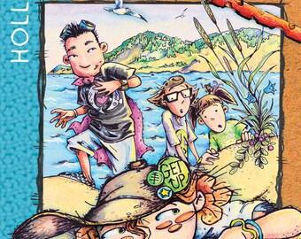 Holly Wild: Let Sleeping Bear Dunes Lie (Book 2)