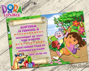 dora the explorer invitation,dora the explorer birthday,dora the explorer party,dora the explorer birthday party,dora the explorer,dora