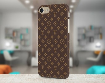 Louis Vuitton Brand Cover Iphone X case Samsung case Brown Galaxy case Google Pixel case Luxury case Louis Vuitton cover Gifts Iphone 8 case