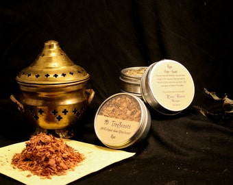 Koa - TreeScents - Natural Wood Ritual Incense -
