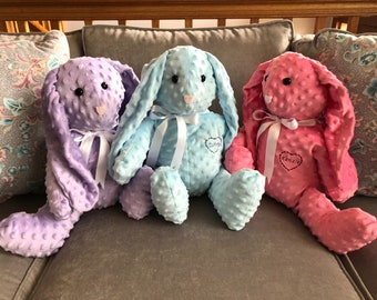 Plush Bear, Bunny or Puppy