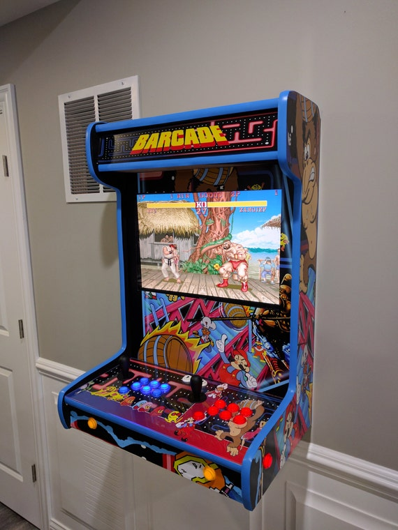 Anyone Worked On Know Of Any 4 Player Barcade Wall Mount