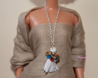 BARBIE, fashion ROYALTY, poppy parker, momoko COLLAR...