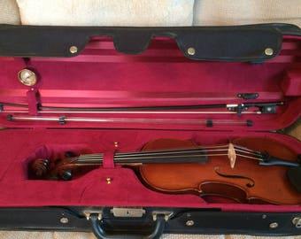 Full size Romanian violin