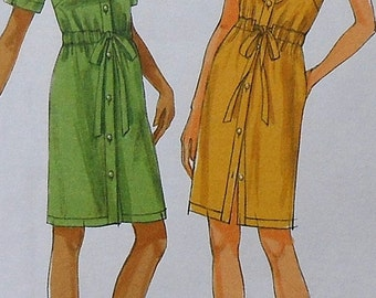 Dress Sewing Pattern UNCUT Butterick B5600 Sizes 6-12