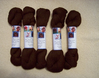 Alpaca Yarn - Junia, Saharah, Jackson Brown, Caleb and Sir Prize (2 ply sport weight)