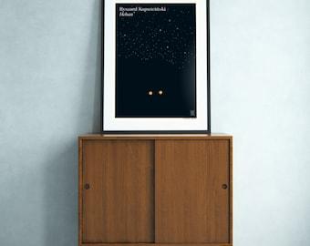 Heban (Ryszard Kapuściński) – plakat B2, edycja limitowana