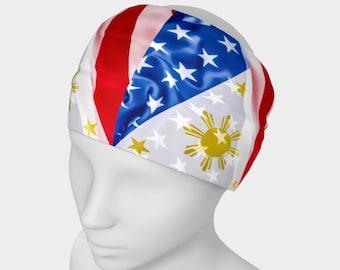 Philippino American Headband