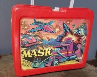 Mask lunch box