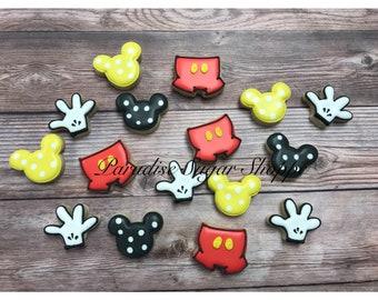 Mouse MINI Cookies - 3 Dozen MINIS