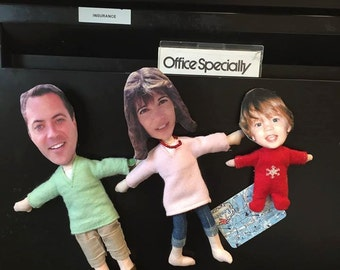Von Selfies- Send us a pic and we will send you a mini-me