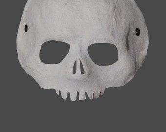 Leather Mask   Leather Skull