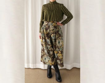 Takaraka Culottes PDF Sewing Pattern for Women