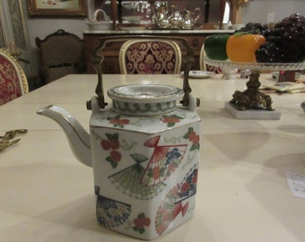 JAPAN MIKADO TEAPOT with Lid
