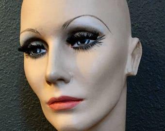 1960s Female Standing Mannequin