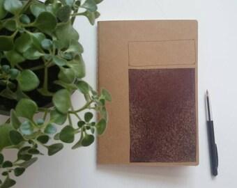 Anaïs Nin Notebook / Illustration / Copybook / Journal / Fieldnotes / Stationery