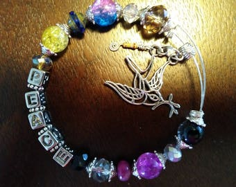 PEACE Bracelet - Limited Edition