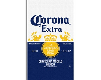 Corona Beach Towel 30x60