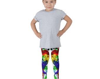 Bird of Paradise Kid's leggings