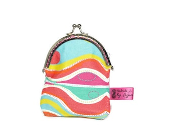 Coin Purse, Change Purse, frame purse, coin pouch, Multicolour purse, Gift for her, Gift for Women, Birthday Gift, Mothers Day Gift