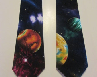 Necktie- Deep Space tie