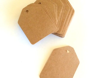 Price Tags, Gift Tags, Set of 50, Merchandise Tag, Wedding Favor, Jewelry Tag