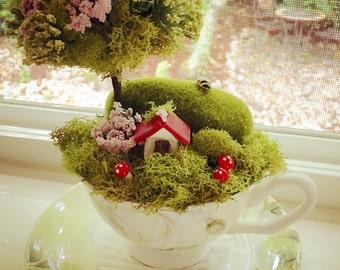 Fairies in a Teacup