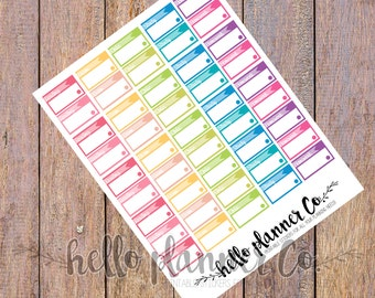 College Planner Stickers| University stickers | Study Stickers | Erin Condren Planner Stickers | Happy Planner Stickers |