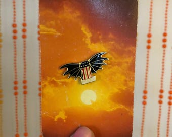Vintage Deadstock #1 Batwings Pin