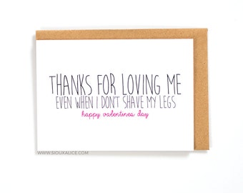 Darling i love for caring ways anniversary card for him
