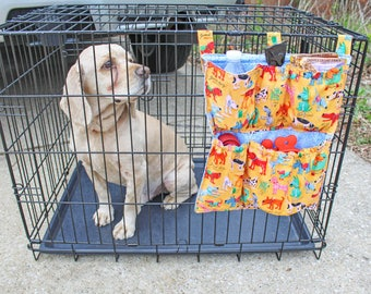 Dog Crate Hanging Organizer Caddy
