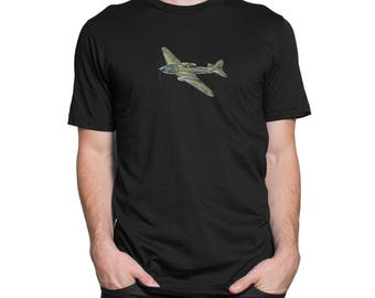 WWII Russian Shturmovik Fighter Plane Shirt