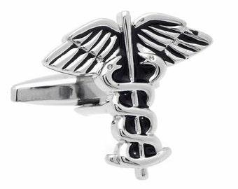 Medical Sign Cufflinks