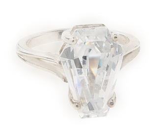 Coffin Gems® - 5CT SOLITAIRE RING