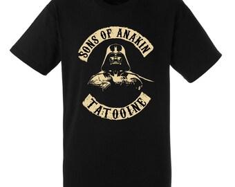 Sons of Anakin - Sons of Anarchy Darth Vader Star Wars mash up