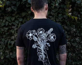 FLORAL SUPPORT  T-Shirt
