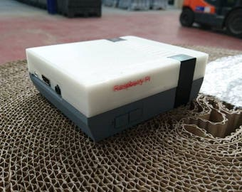 Raspberry pi 3 case NES style Nintendo