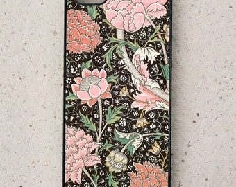 iPhone Cover(all models) - smartphone - Mobile - William Morris Illustration - Arts and Crafts - Galaxy S3 S4 S5 S6 S7 S8 & more models