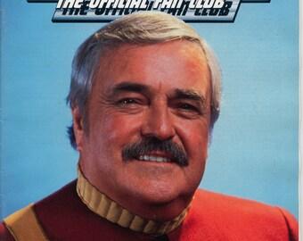 Star Trek the official Fan Club Magazine #67 VG