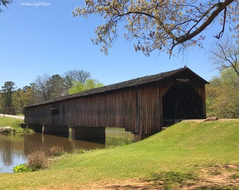 Watson Mill Covered Bridge